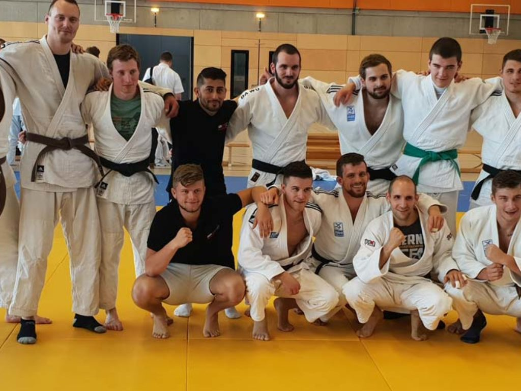 Judo TV Heitersheim