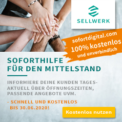 Sellwerk Aktion sofortdigital